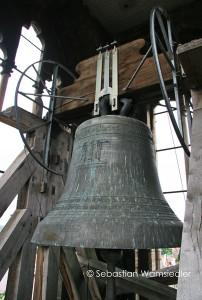 Halberstädter Dom - Domina 1999 gegossen mit 8320 kg