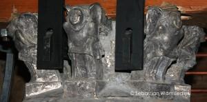 Glockenkrone der Friedensglocke der Stadtkirche Celle aus dem Jahr 2008