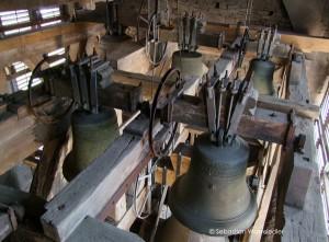Glockenstuhl Braunschweiger Dom