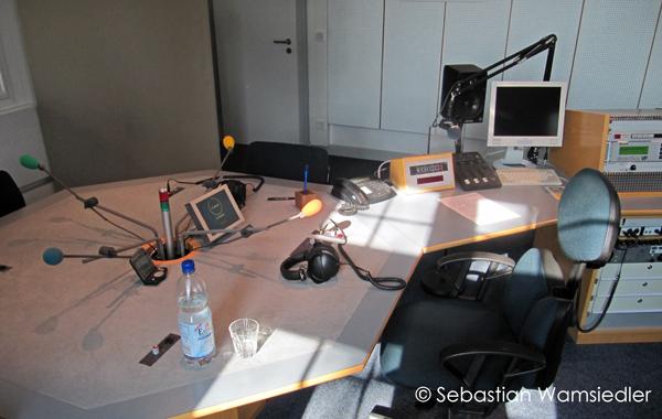 NDR Studio Braunschweig