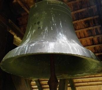 Gestohlene Glocke von Groß Ridsenow