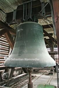 Canta bona - die größte Hildesheimer Domglocke mit 8686 kg Gewicht