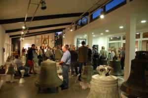 Teilnehmer des Kolloquiums zur Glockenkunde 2011