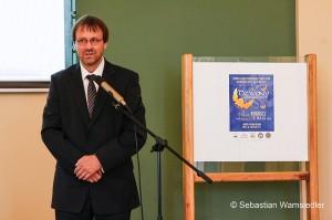 Tagungseröffnung durch Dr. Gerard Guzlak