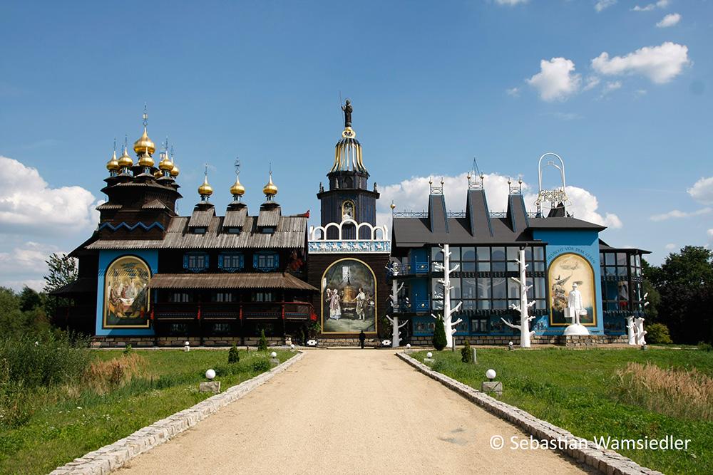 Der Glockenpalast in Gifhorn