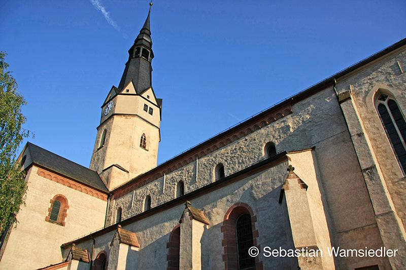 St. Ulrici-Kirche zu Sangerhausen