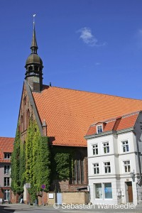 Die Heilgeistkirche in Stralsund