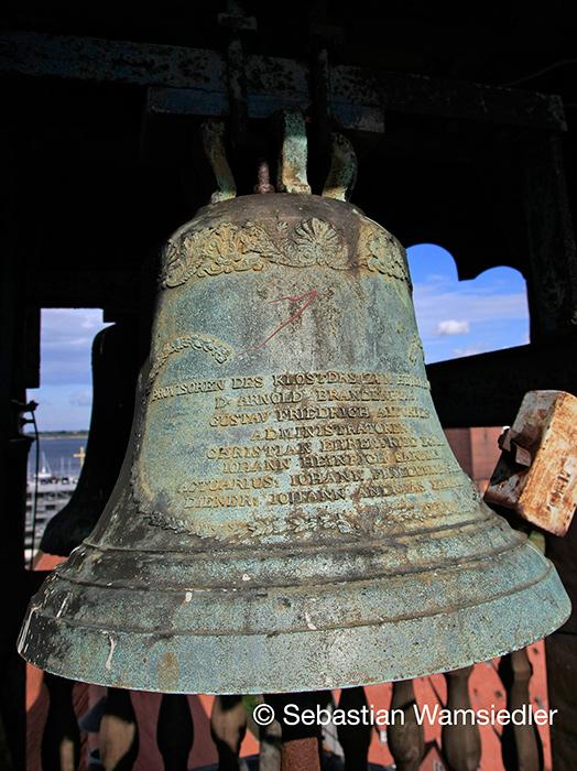 Die kleine Glocke der Heilgeistkirche