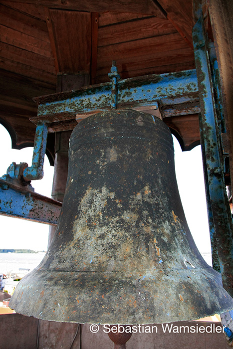 Die große Glocke der Heilgeistkirche