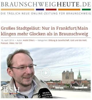 Interview mit Braunschweig Heute