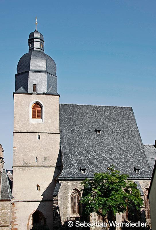 St. Petri-Pauli-Kirche in Eisleben