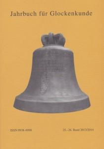 Jahrbuch für Glockenkunde 2013/ 2014
