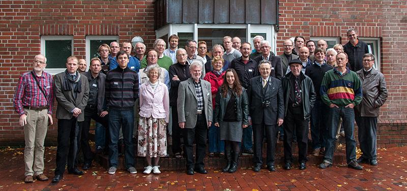 Gruppenfoto Kolloquium 2012