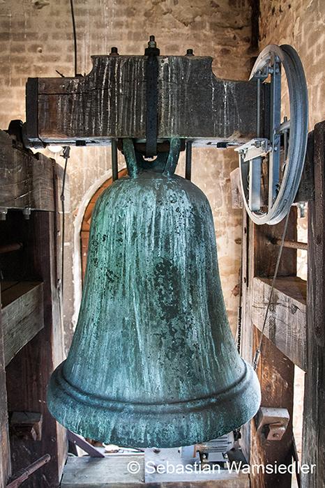 Glocke Nr. II von Opperode – gegossen um 1200