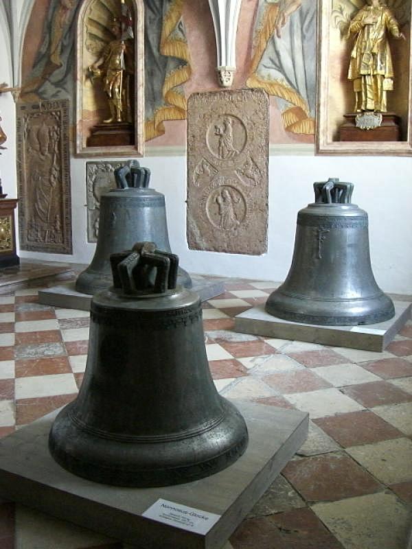 Freisinger Dom- Glocken des Renaissancegeläuts